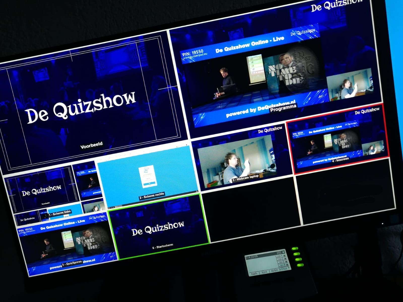 Quizshow Online